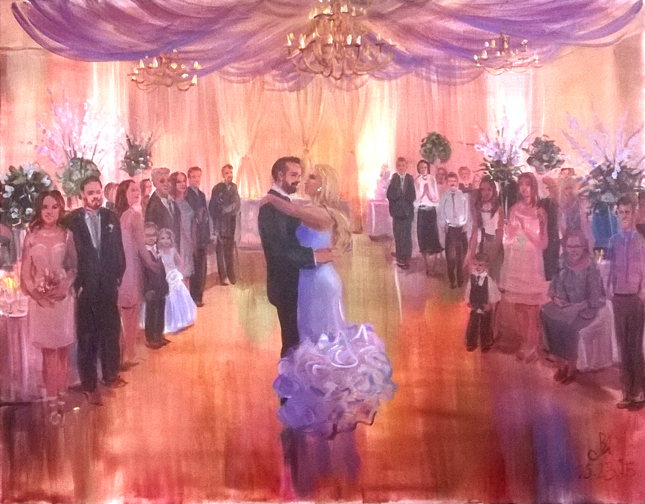 wedding painting may 23 2015